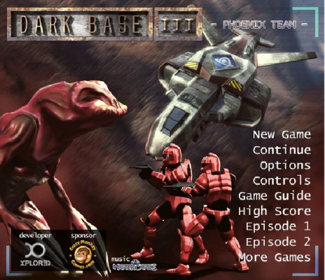 Yeah! After 3 months ...DARKBASE 3 is released!!! And it's all for you!