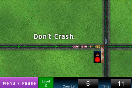 iPhone Game - I Love Traffic out!