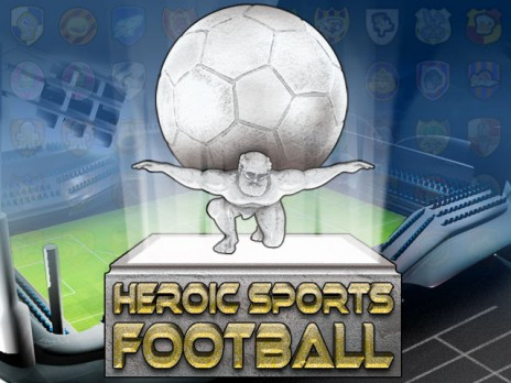 Heroic Sports Football - coming soon to Newgrounds