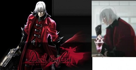 ComicBook Character of the Month- DANTE FROM DEVIL MAY CRY!
