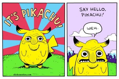 Pikachu...