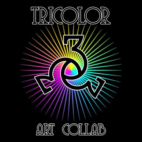 Tricolor Art Collab !OUT NOW!