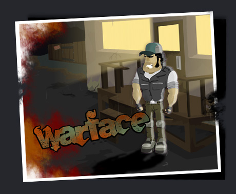 Warface : Stained by Blood