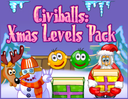 Civiballs Xmas Levels Pack = released