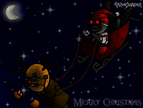 Merry Christmas NewGrounds
