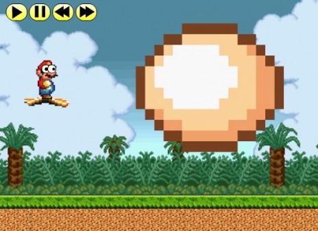 Well, It's Mario