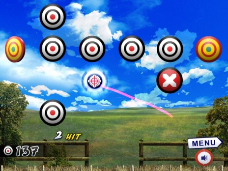 Our new flash game called: Target Shooter