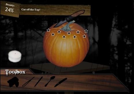 Halloween 2007: the Pumpkin Game