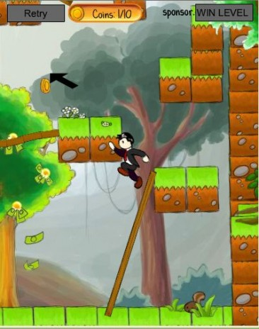 Do you have suggestions for a platformer game?