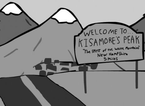 Kisamore's Peak - Pilot Episode