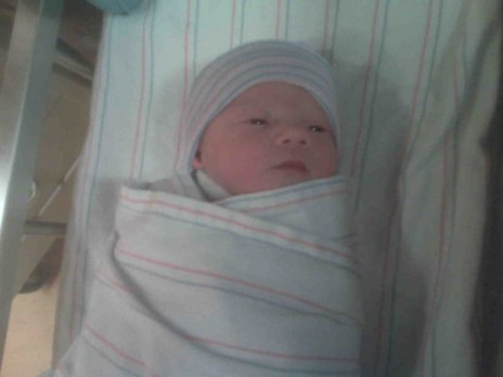My baby girl is born!