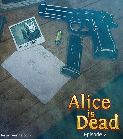 Alice is Dead Episode 2 - Wallpapers
