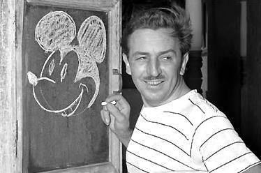Who is Walt Disney? Parody