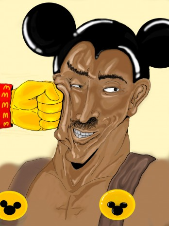 Walt Disney Parody
