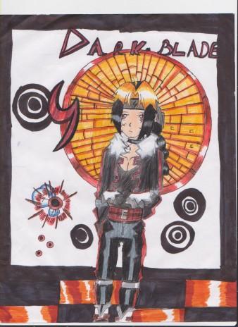 Darkblade cover