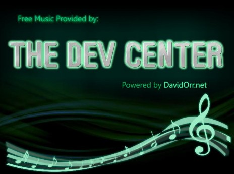 An Introduction To the Dev Center! [for multimedia developers]