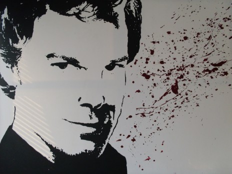 New Dexter Painting