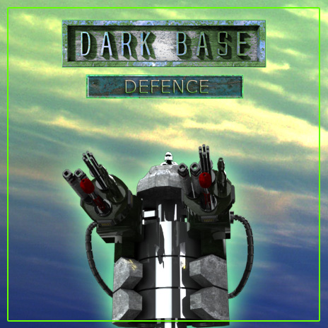New sci-fi shooting DEFENCE game from DarkBase saga!!!