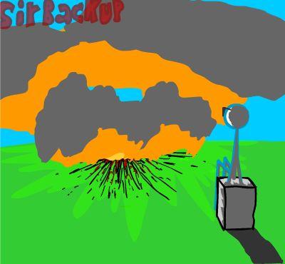 effort for explosion collab