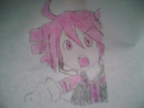 the Manga of Vocaloid and Utau - Kasane Teto