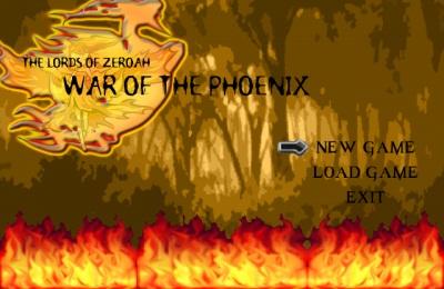 Lords of Zeroah: War of the Pheonix