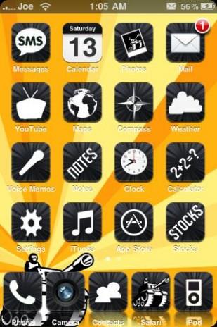 NG iPod theme!