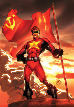 Happy October Revolution Day!