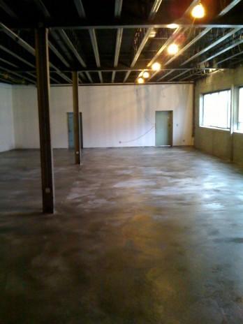 Floor 1 Shiny Concrete