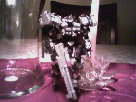 I bought an Armored Core Model