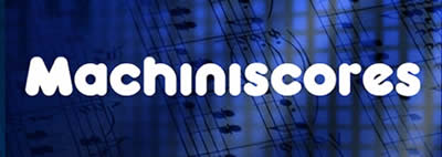 """New Album """"Machiniscores"""" and Online Store Launched!"""