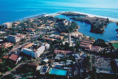 Got into UCSB