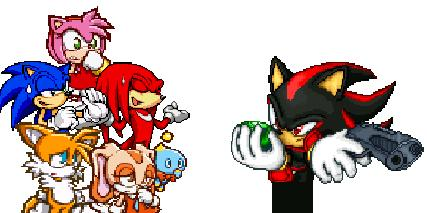 Tails and his GBA 4 (all done!)