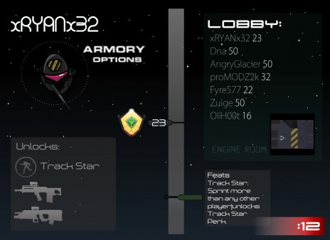 ELithium Multiplayer Lobby Preview