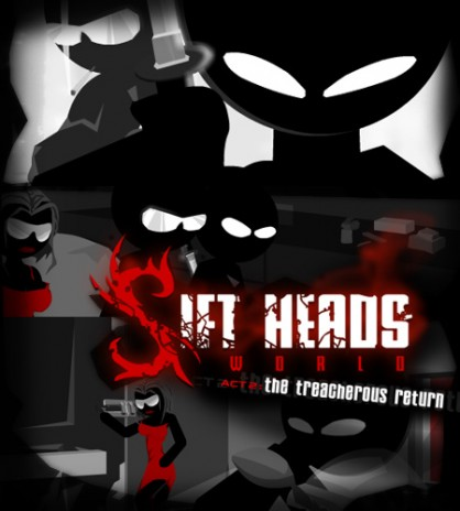 Sift Heads World - Act 2 - Very Soon !