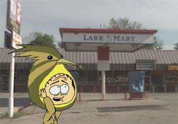 Lark Mart, Cincinnati