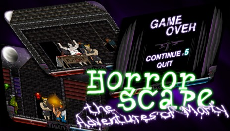 HorrorScape 60% Completed