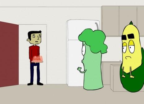 Corn And Broccoli