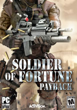 Soldier of Fortune: Payback.