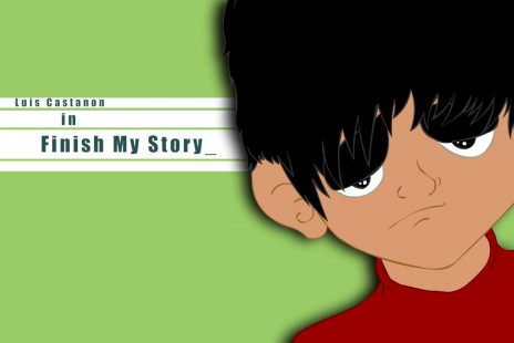 Finish the story for my next animation...
