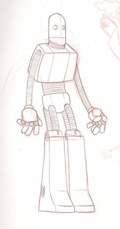 Butt Load of Robot Stuff