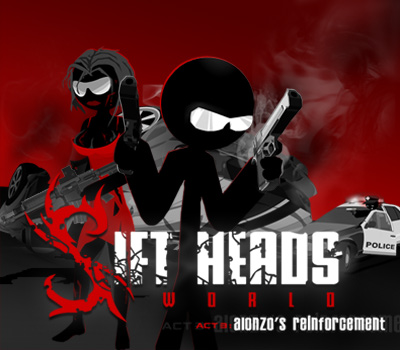 Sift Heads World : Act 3
