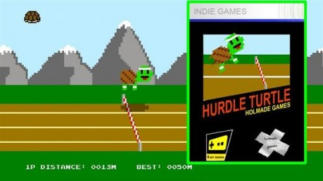 Hurdle Turtle (Xbox 360) Released!