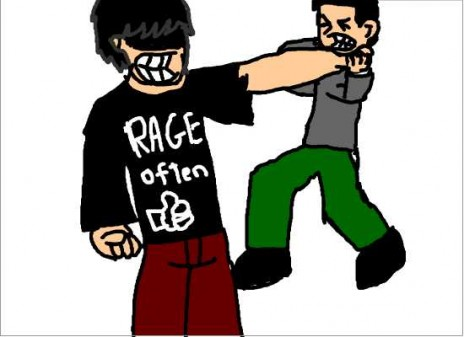 Rage often! it's good for you.