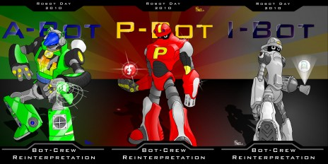 Robot day, People!!!