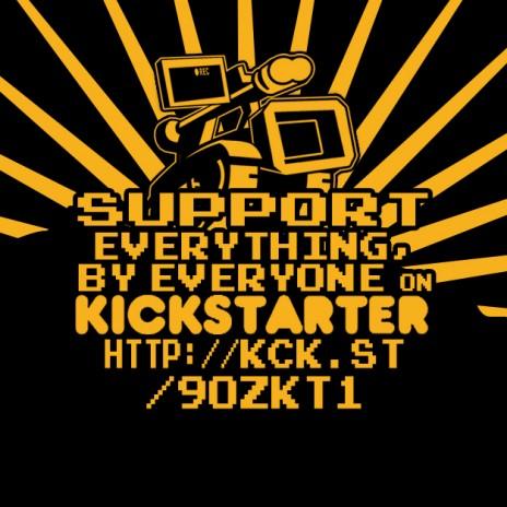 Getting there (Kickstarter)