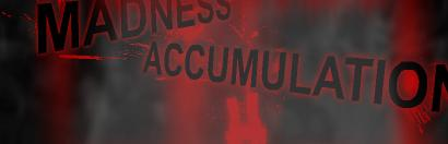 Madness Accumulation II Collab - Claim an empty slot!