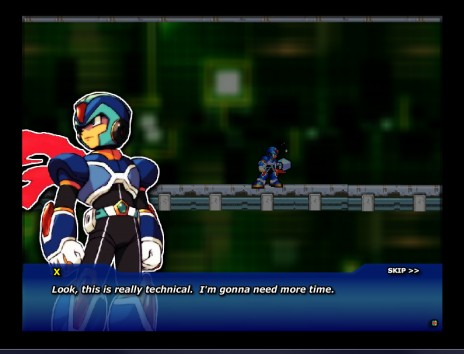 Megaman X RPG: Chapter 2 Update