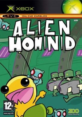 I get alien hominid!!!!