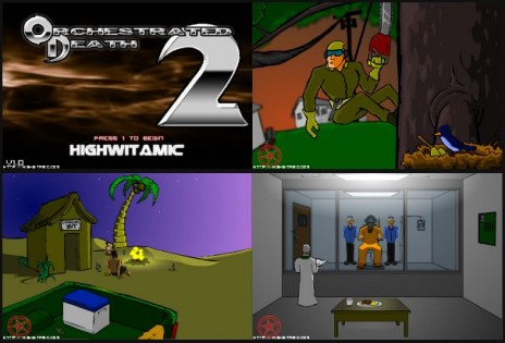 Orchestrated Death 2 screens