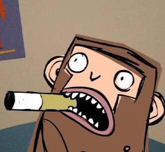 Smokey the Monkey... again